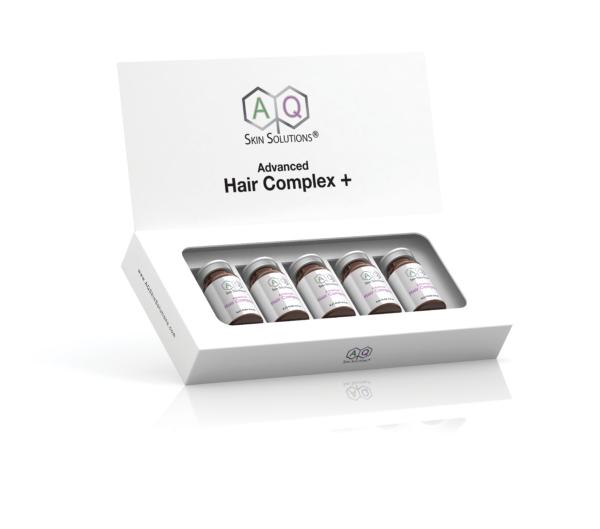 AQ Hair Complex + Juuste kasvu stimuleeriv seerum , 5*6 ml ampulli