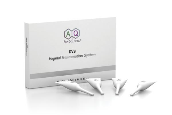 AQ DVS - Vaginaalne noorendav seerum, 6*4 ml tuubi