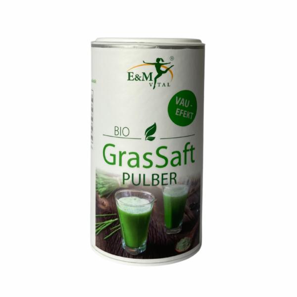 BIO Gras-Saft pulber 150 g