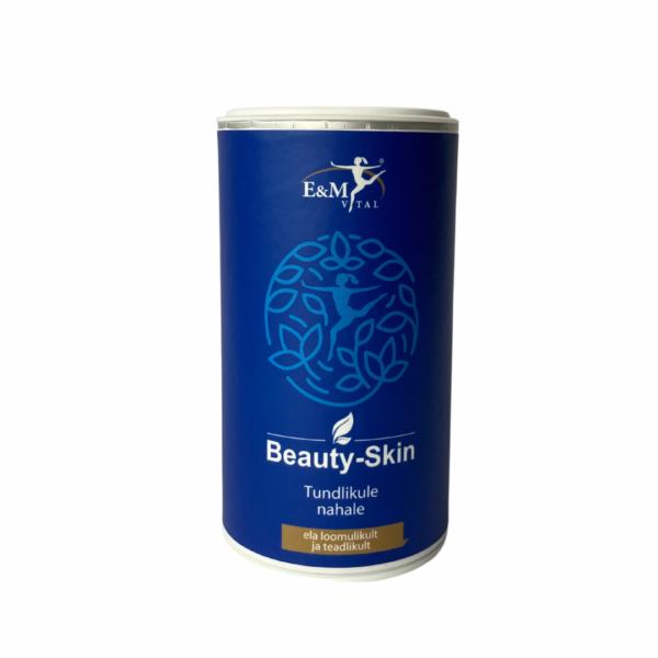 Beauty Skin toidulisand tundlikule nahale 130g (300 kapslit)