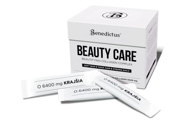 Benedictus Beauty Care Ilu kollageeni kompleks, 30 pakikest / 192 g