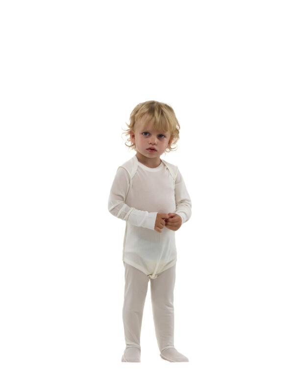DermaSilk® Komplekt beebi bodi + püksid