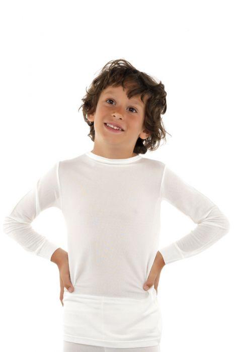 DermaSilk® Laste pikkade varrukatega särk