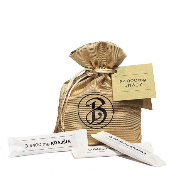 Benedictus Beauty Care Ilu kollageeni kompleks, 10 pakikest / 64 g